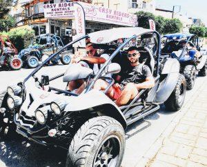 Buggy Rentals in Ayia Napa
