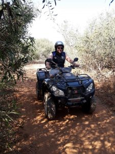 Quad Bike Safari Tours