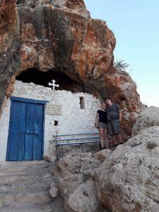Agioi Saranta Cave Church (Protaras)