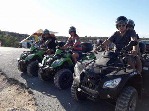 Discover Ayia Napa on Quad Bike