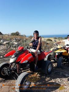 Explore Ayia Napa Quad Bike Safari