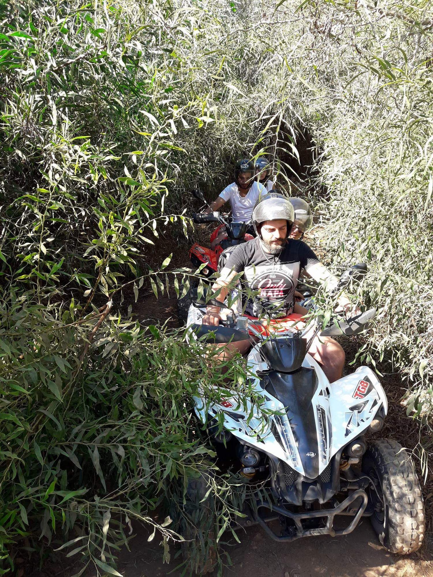 Ayia Napa Quad Bike Safari