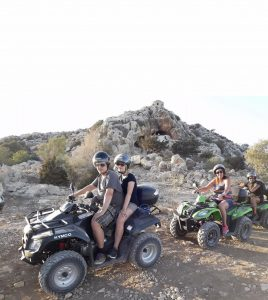 Quad Bike Tours Protaras