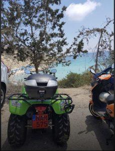 Quad Bike Tours Konnos Bay
