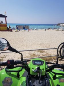 Quad Bike Tours Nissi Beach