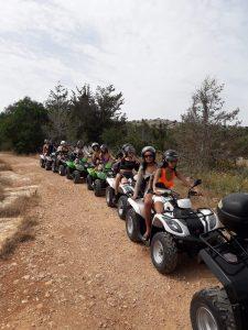Extreme Ayia Napa Quad Bike Safari