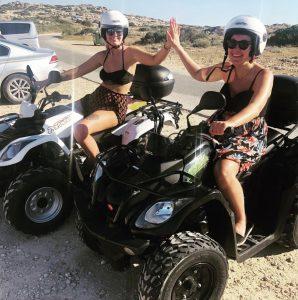Summer Quad Bike Tours Ayia Napa