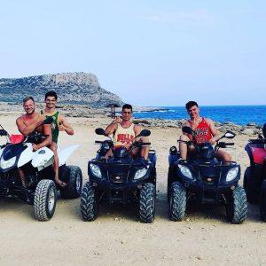 Quad Bike Group Safari