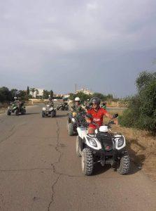 Quad Bike Safari Ayia Napa