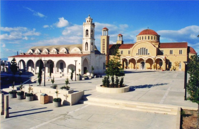 Paralimni St Georges Church